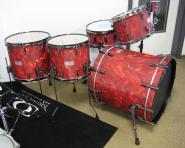 DrumCraft Serie 7 Drumset Fusion Liquid Lava