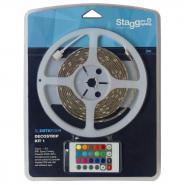 Stagg SLI DSTK RGB1-2 - LED-Streifen-Set RGB