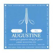 Einzelsaite E-1 Klassikgitarre Augustine Blue E-1ST