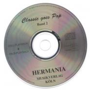 Hermania Classic goes Pop 2  CD