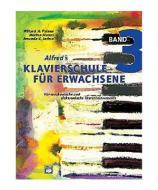 Alfred's  Klavierschule für Erwachsene 3