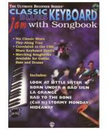 Classic Blues Keyboard  Jam With Songbook