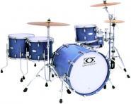 DrumCraft Serie 8 Rock Schlagzeugset DC808453 Vivid Blue