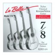 La Bella FG178 Classic Strings 7/8 Größe