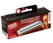 Hohner Mundharmonika Marine Band Classic G-Dur