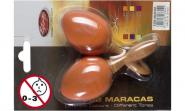Stagg EGG-MA/S OR Maracas Chick-Itas