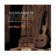 Hannabach 890MT Classic Strings 1/2 Größe