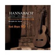 Hannabach 890MT Classic Strings 7/8 Größe