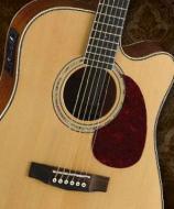 Cort MR710F CB E-Akustikgitarre Curled Bubinga