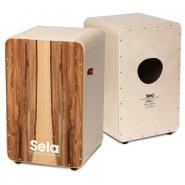 Sela SE010 CaSeLa Pro Cajon Satin Nut