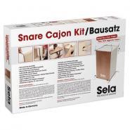 Sela SE001 Snare Cajon Bausatz