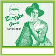 Bergfee Zither Begleitsaite e-8 Optima 1321.08
