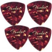 Plektrum Rounded Triangle, x-heavy, Fender 098-0346-600
