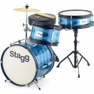 Stagg TIM JR 3/12B BL Junior Drumset