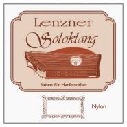 Lenzner Zither Griffsaite D Soloklang 5512