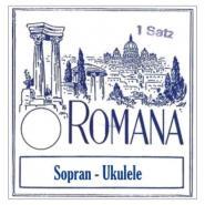 Romana Sopran Ukulele Saitensatz