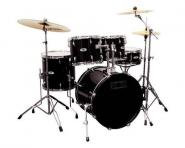 GEWApure Drumset DC1 Fusion-18 black