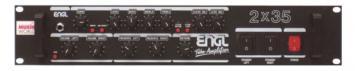 Engl 850 E-Gitarren Amp Stereo