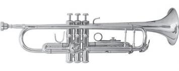Bach TR500S Bb-Trompete