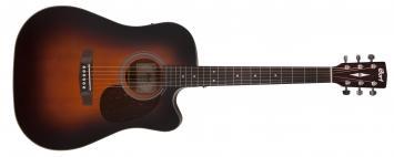 Cort MR710F BLk E-Akustikgitarre