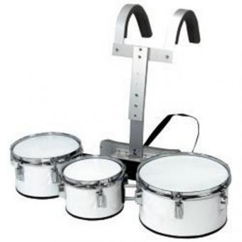 BSX Concert Tom Set, Marching Drumset