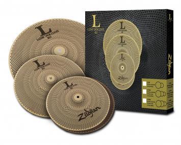 Zildjian ZILV348 Low Volume Cymbal PACK