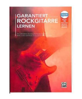Garantiert Rockgitarre lernen +MP3-CD