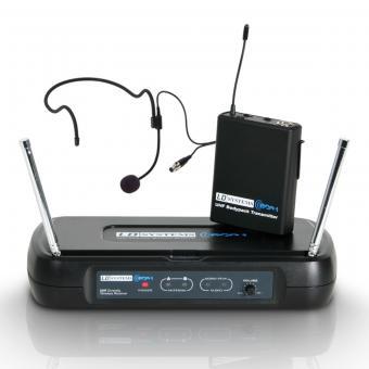 LD-Systems LDWSECO2BPH4 Wireless Set