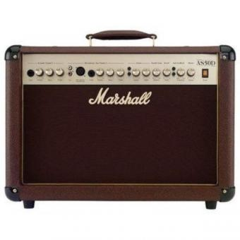Marshall AS50DC Acoustic Combo cremefarben
