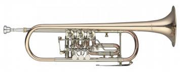 King 2055T Bb-Trompete Silverflair