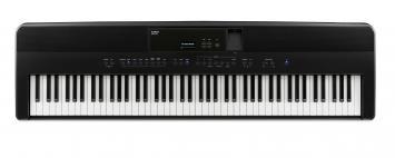 KAWAI ES-520 Digital Piano schwarz