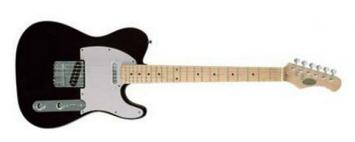Stagg E-Gitarre T300-BK
