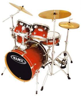 Mapex Drumset Mars Pro-M 5225