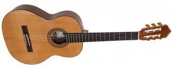 Kirkland Vega Luna 7/8 Konzertgitarre