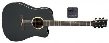VGS B-10 CE SBK Bayou E-Akustikgitarre