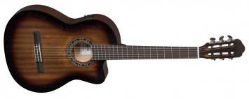 Ortega RCE158SN-TSB E-Akustik Konzertgitarre