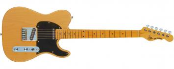 G&L Tribute Asat Classic E-Gitarre Butterscotch Blonde