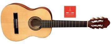 GEWApure Almeria Europa Konzertgitarre 1/2 Größe