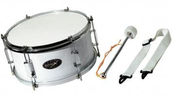 """GEWApure Marching Drum BASIX 12 x 7"""""""