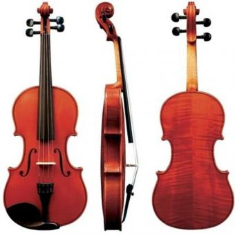 GEWA JEKI Violin-Set Ideale 3/4 Größe