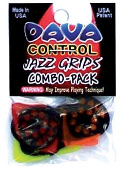 DAVA Plec-Set Jazz Grip Combo Hang Bag (6)