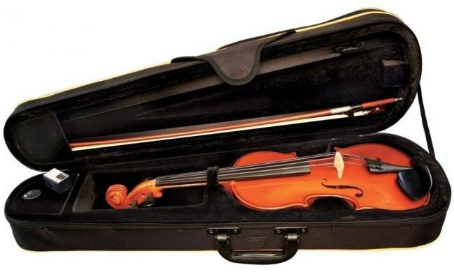 GEWA Violingarnitur Allegro 3/4 Größe