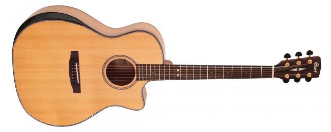 Cort GAMY-BV-CEDN E-Akustikgitarre