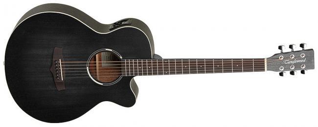 LAG Tramontane 90ACE E-Akustikgitarre