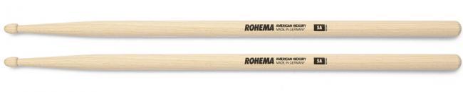 Rohema Drum Sticks 5A Natural