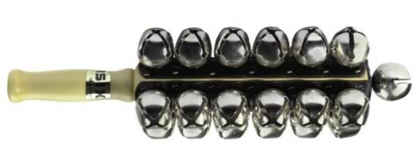 GEWA Schlittengeläut mit 25 Schellen