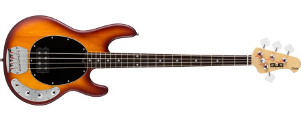 Sterling by MusicMan E-Bass S.U.B.,Ray 4, HBS