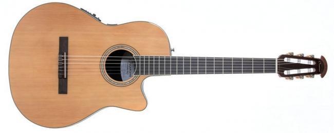 Ovation CS24C-4 E-Akustik Konzertgitarre Celebrity