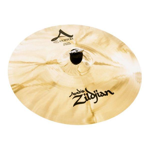 """Zildjian A-Custom Crash Becken 17"""" A20515"""