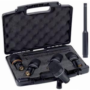 LD Systems D1017 Drum Mikrofon Set